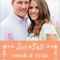 save the date shutterfly 1 photo