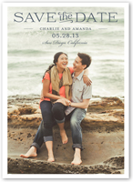 wedding save the date 1 photo