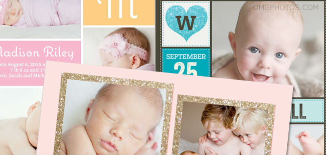 Shutterfly Coupon Birth Announcements Up to a 40 Discount OMG – Shutterfly Baby Announcements