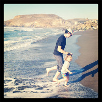 instagram shutterfly beach picture