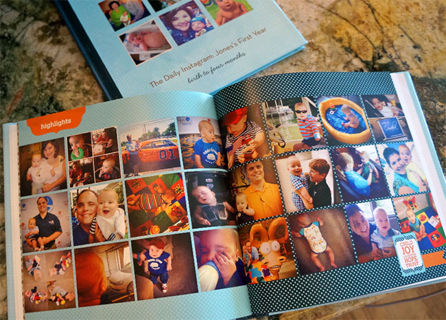photo book instagram shutterfly
