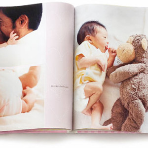 family baby photo books shutterfly