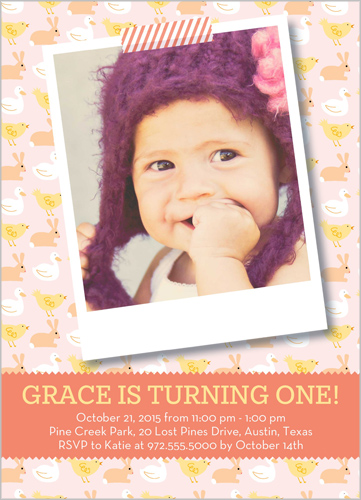 Shutterfly Birthday Invites is best invitation template