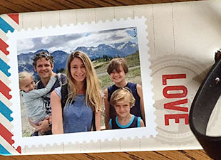 shutterfly luggage tag review