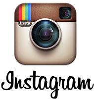print instagram logo