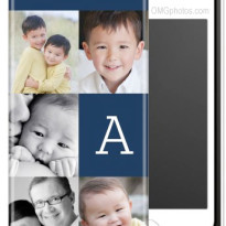 photo collage custom iphone case shutterfly