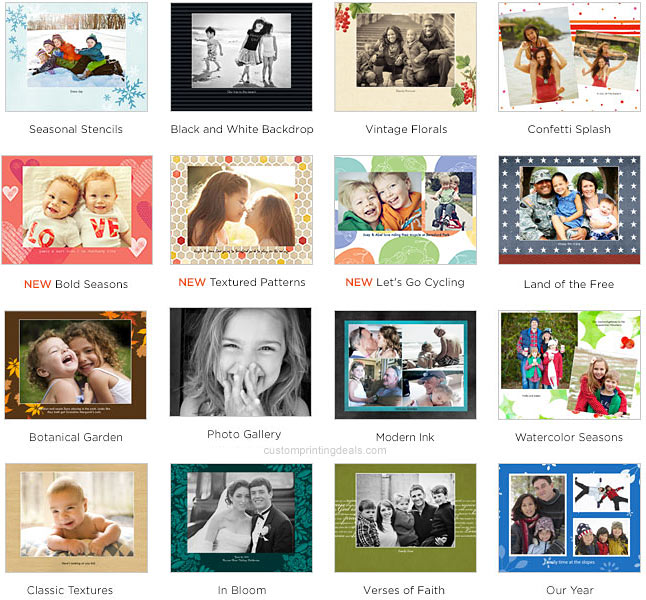 popular photo calendar themes from shutterfly