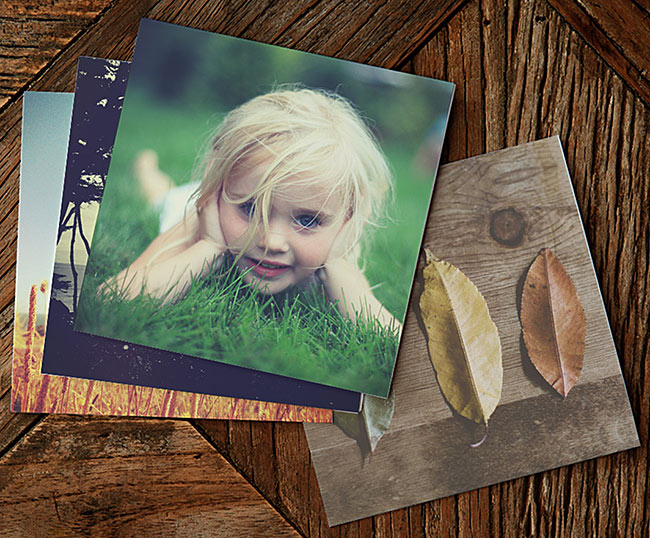 walgreens photo square prints