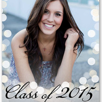 shutterfly graduation announcements one photo