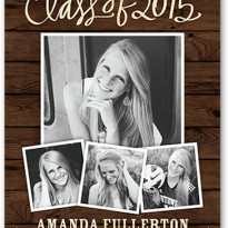 black and white graduation invites shutterfly