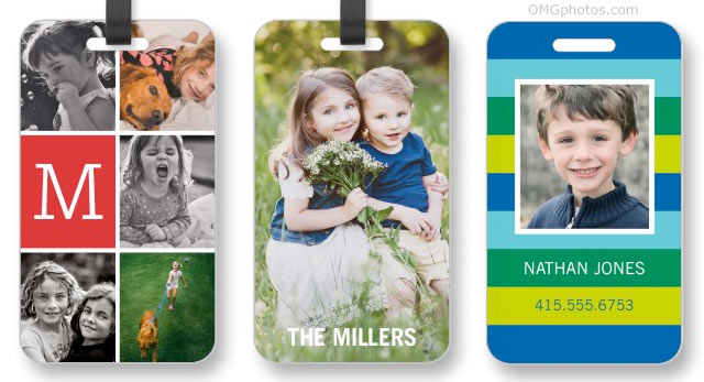 best personalized luggage tags