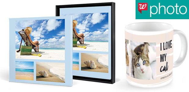 walgreens photo canvas mug prints