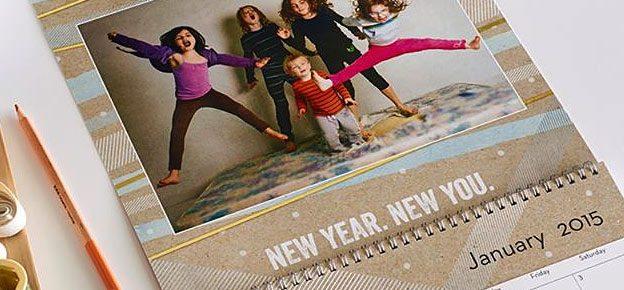 make snapfish wall calendar