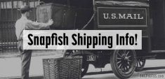 snapfish shipping prices times