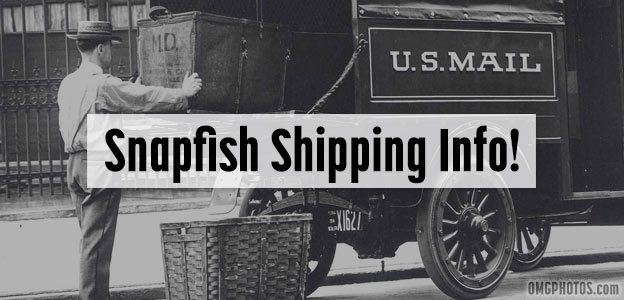 Snapfish Shipping Time & Costs + New Delivery Speeds Leave a reply Shipping times and cost for Snapfish: If you're buying time-sensitive gifts or cards from rythloarubbpo.ml, you'll want to know the shipping options and prices.