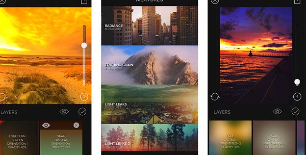 mextures best iphone photo app