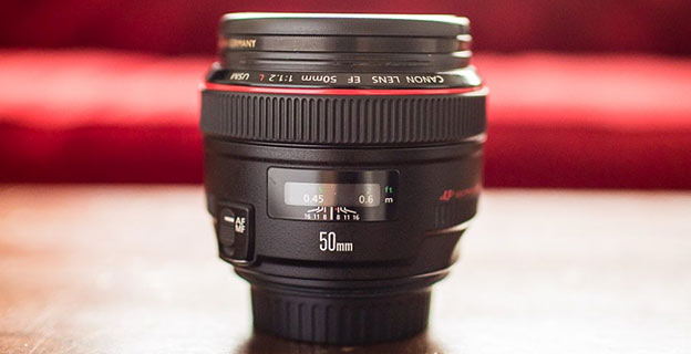 canon event photo lens