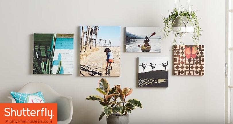 gallery wall sample idea