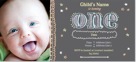 Vistaprint Birthday Party Invites Samples Coupon