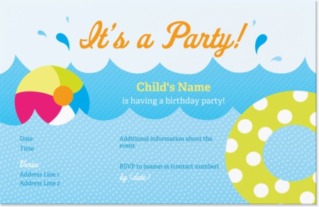 Babys First Birthday Kid Party Teen Adult Surprise More