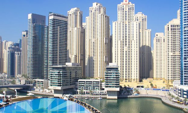 dubai city pool